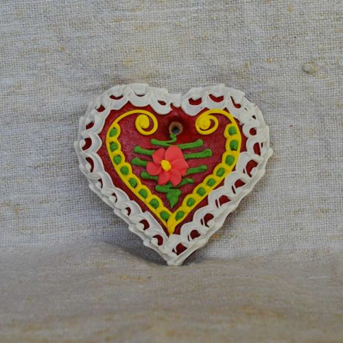 Srce rožica